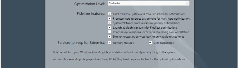 Fidelizer 6.2 Released – Now sings better in quad core