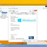 Windows XP's Explorer screenshot with TrueTransparency