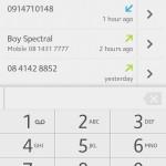 JellyBean Phone Dialer