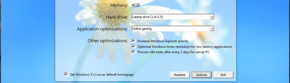 Reviving Windows Optimizer project