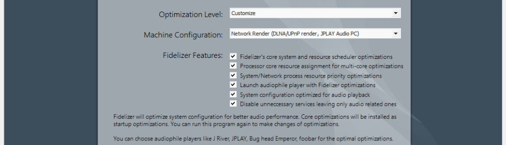 Fidelizer 6.3 Released – Now works properly on Windows Server Core