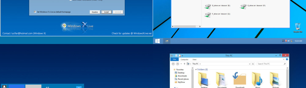 Windows 10 Transformation/UX Pack 1.0 Released – The new beginning