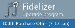 Fidelizer Upgrade Program – 100th purchase offer